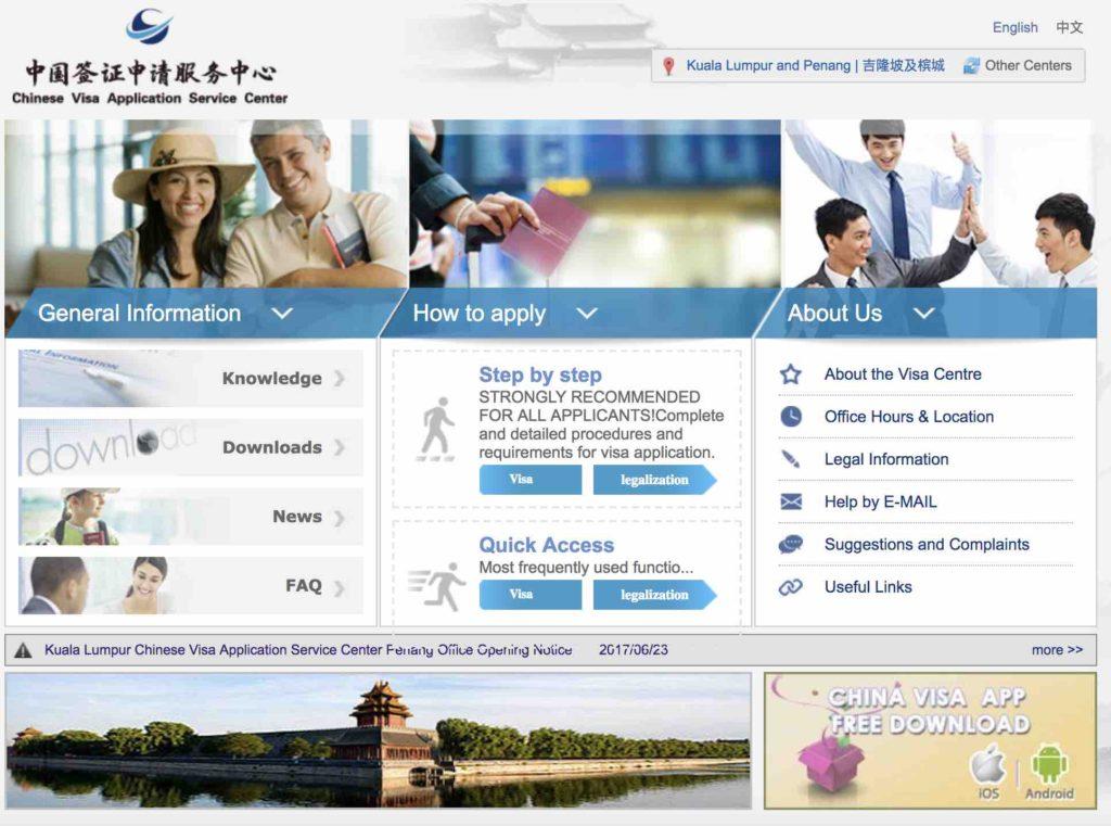 HOW TO GET YOUR CHINA VISA IN KUALA LUMPUR - Mumpack Travel