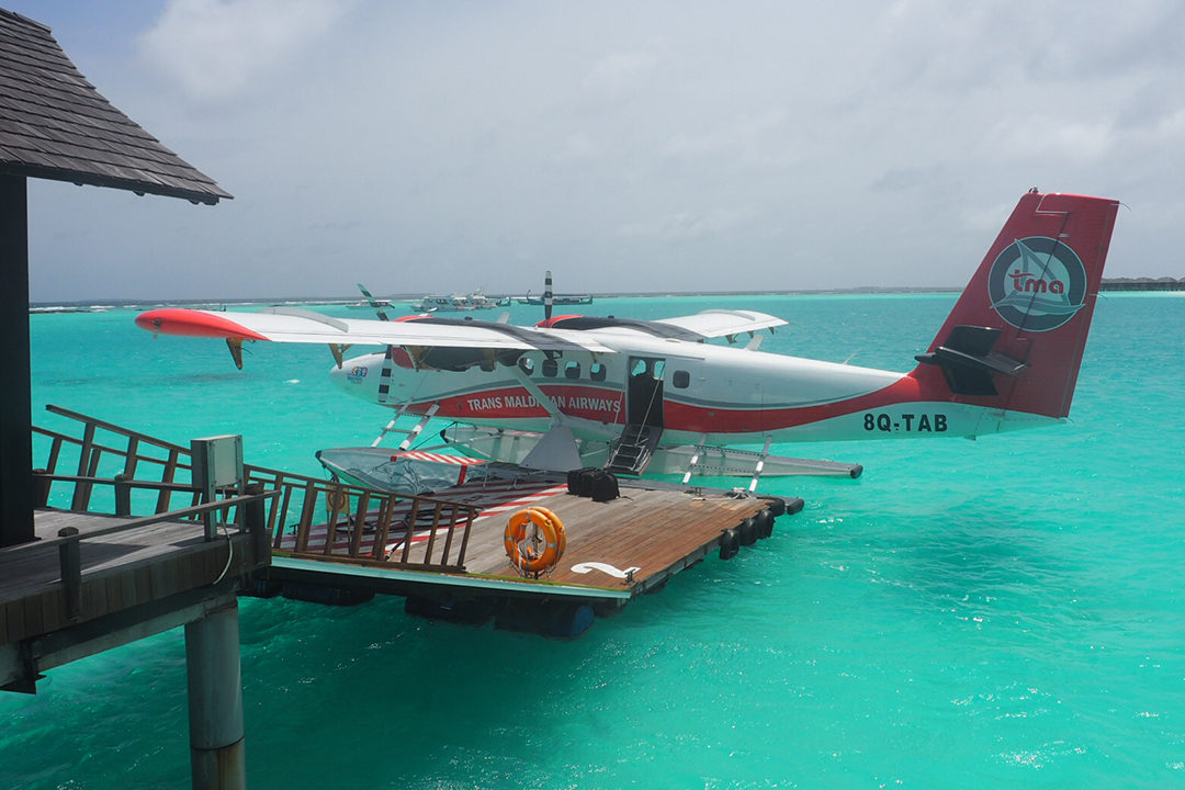 our first flight on a seaplane mumpack travel